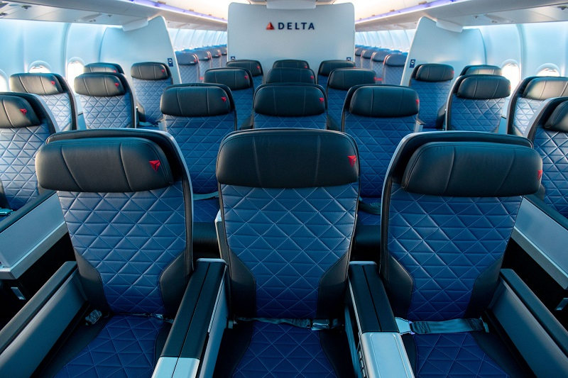 First Delta A330neo enters service with new wi-fi