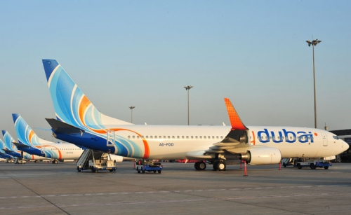 Flydubai aircraft  Picture: Fly Dubai