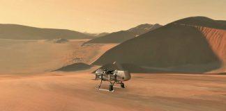 Dragonfly drones Titan