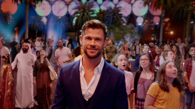 Emirates enlists Thor to hammer home expo message - Airline Ratings