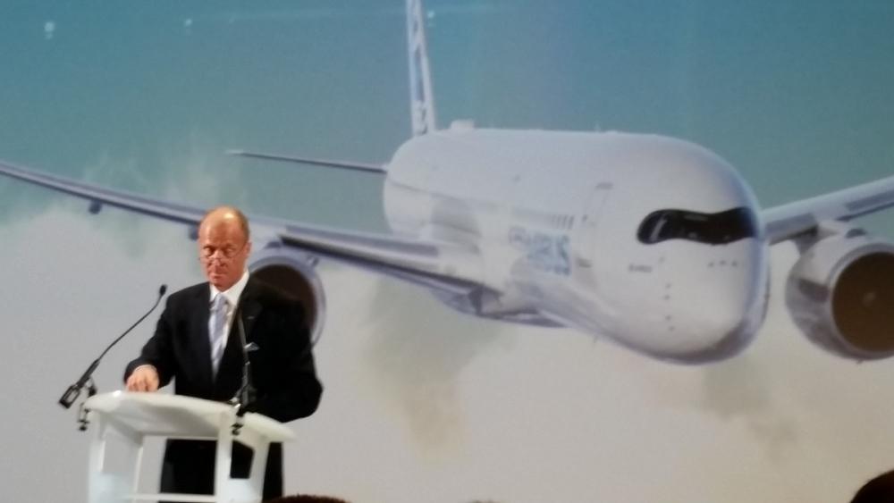 Enders leaves Airbus