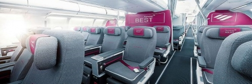 Eurowings 'BEST' cabin