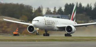 Emirfates final Boeing 777-300ER