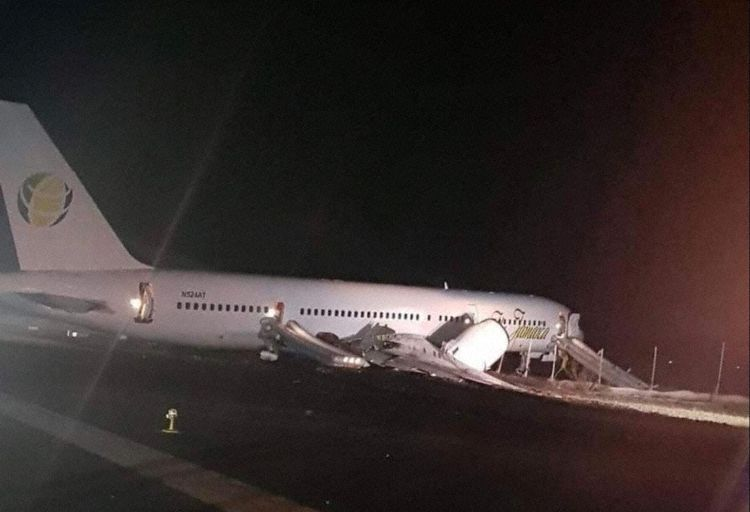 Fly Jamaica's dramatic runway accident turns fatal - Airline