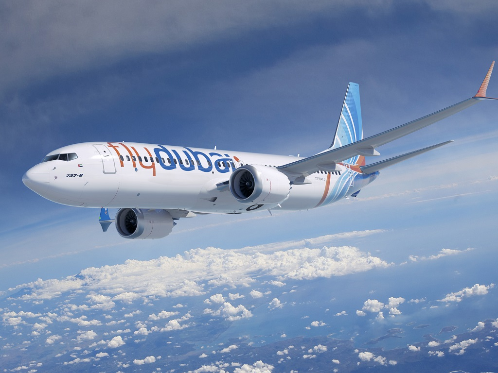 Flydubai Boeing 737