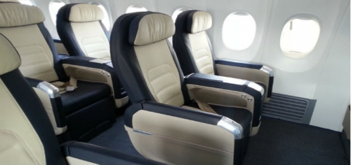 Business Class Flydubai