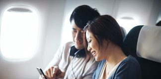 Cathay passengers will enjoy Wi-Fi