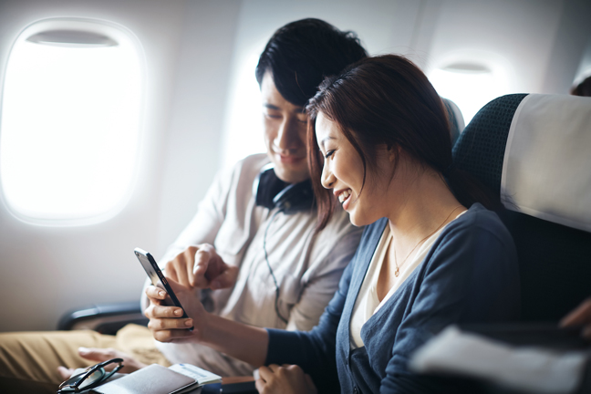 Asian Airlines strong passenger growth