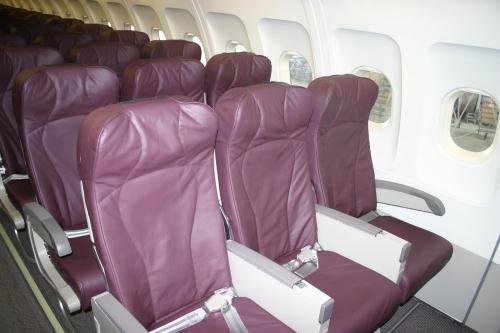 Wizz interior  Picture: Wizz