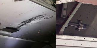 Jetstar 787 tyre damage