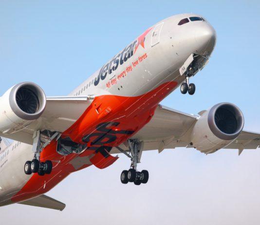 Jetstar will take passengers to Bali