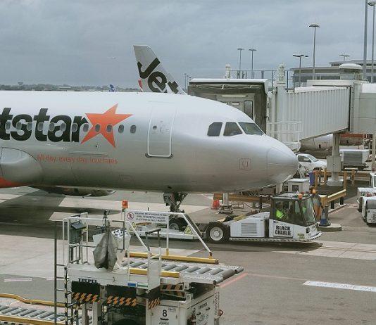 Jetstar pay dispute