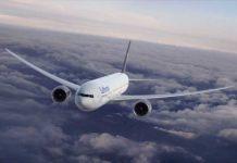 Boeing wfolding wingtip FAA approval