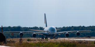 Lufthansa Munich A380