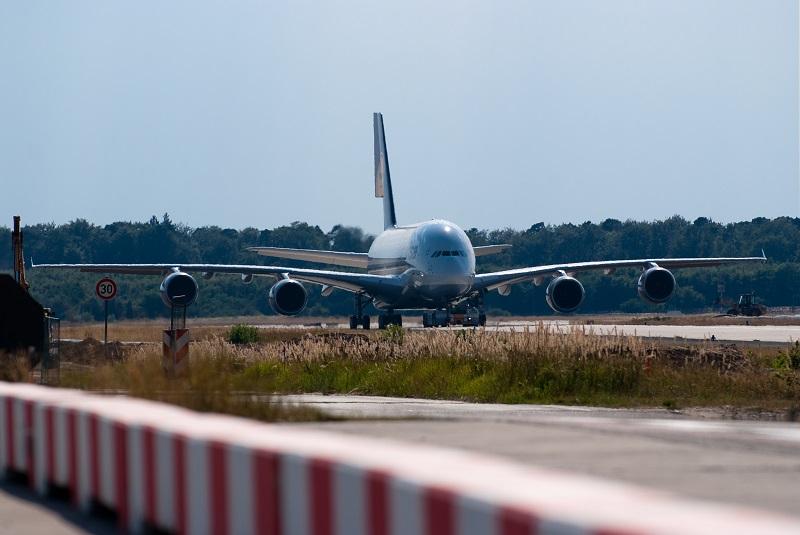 Lufthansa A380 coronavirus