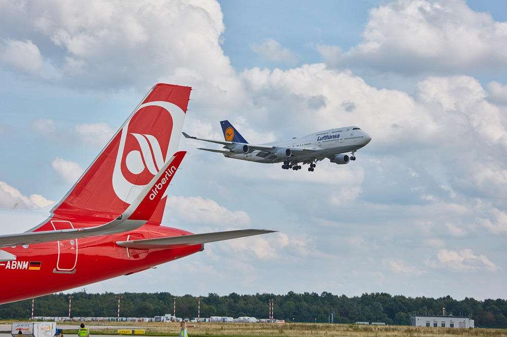 Air Berlin Lufthnasa