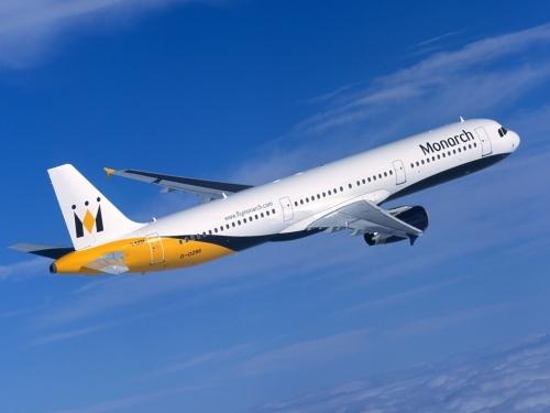 MonarchAirlines administration