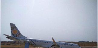 Myanmar landing gear