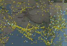 Pakistan airspace open