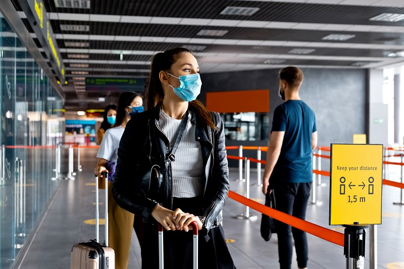 All air travellers will need negative Covid-19 test to enter US