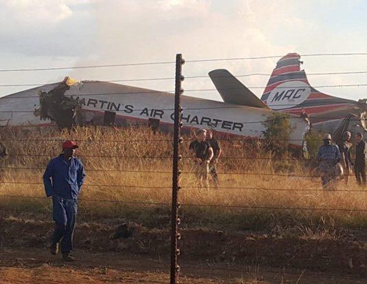 Convair 340 crash