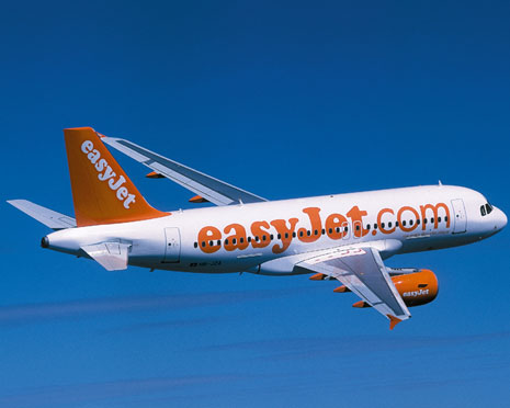 Easyjet aircraft  Picture: Easyjet