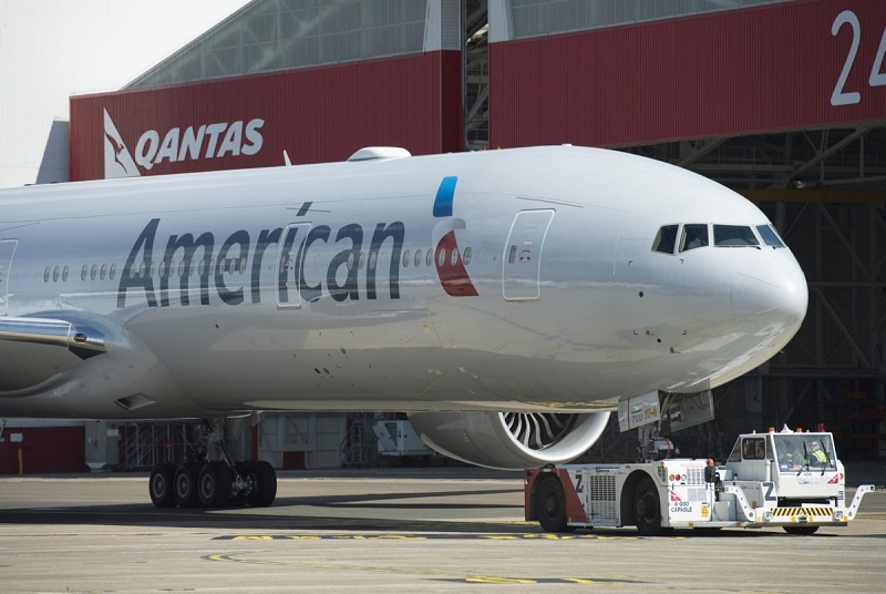 Qantas American US expansion