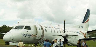 Regional Express profit double digit