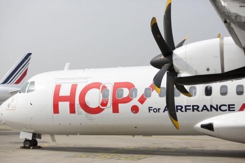 HOP!  Picture: HOP/V Valdois