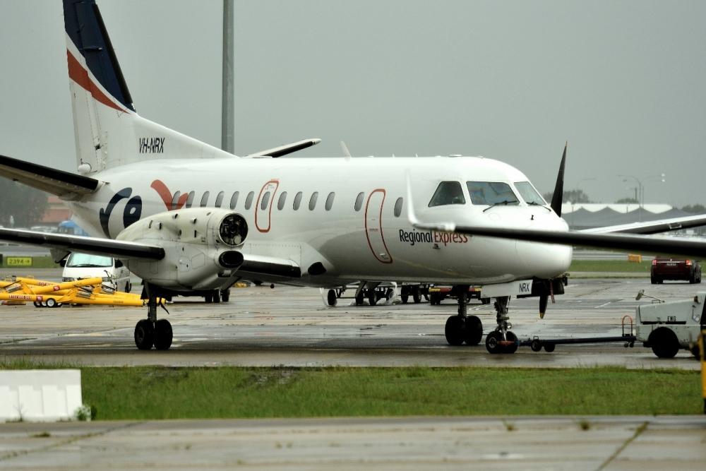Rex ATSB propeller loss
