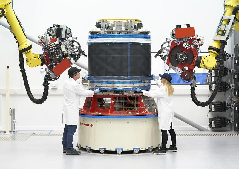 Rolls-Royce Bristol composite