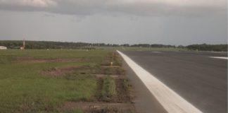 Lighting runway centerline ICAO