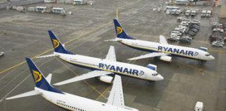 Ryanair profit fall cautious pessimistic
