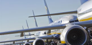 ryanair cancels flight strike