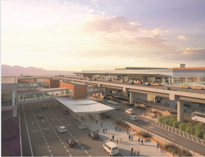 Salt lake city airport recdevelopment