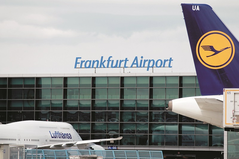 Image result for frankfurt airport