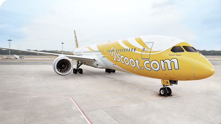 singapore airlines codeshare scoot