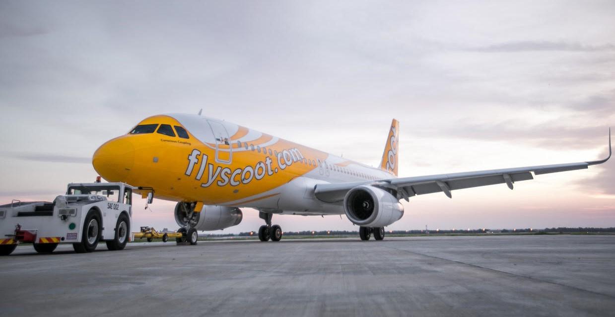 Scoot cancels flights