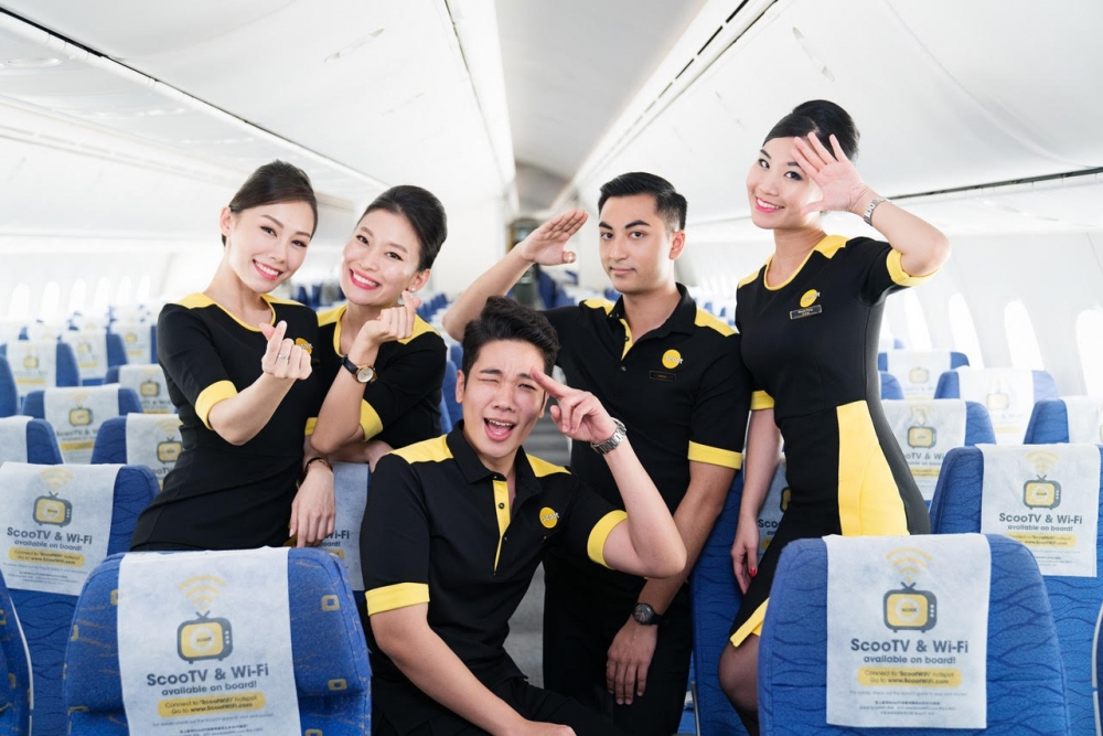 Scoot focus on customer experience