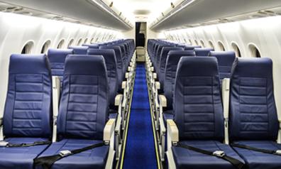 Perimeter Dash 8-300 seats
