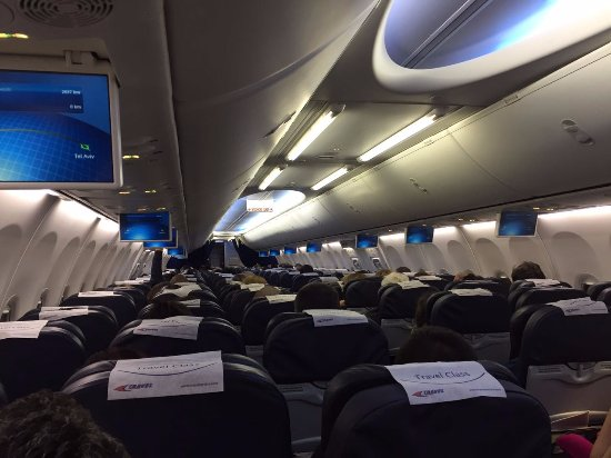 smartwings 737 economy cabin