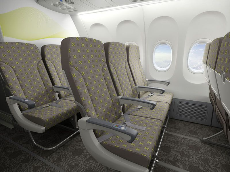 Solaseed Air Cabin