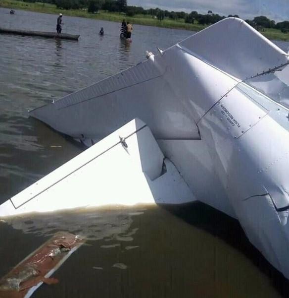 Sudan crash Let -410