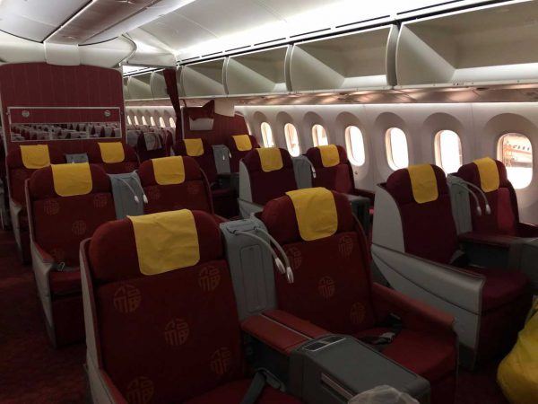 Suparna new 787 business class