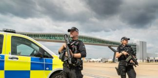 gatwick drones sussex police