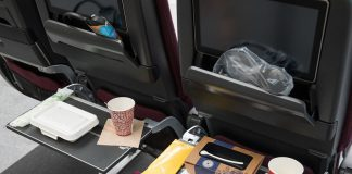 qantas waste reduce