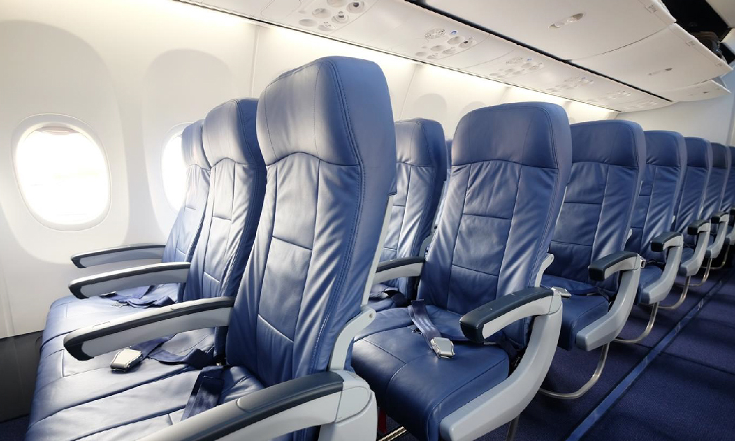 thai lion air economy seat 737-800
