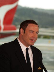 travolta Qantas 707