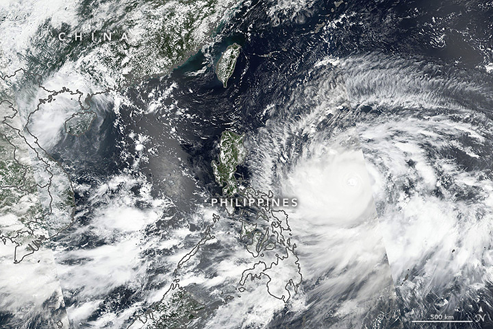 Typhoon philippines flights canceled