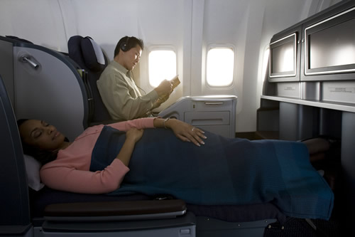United First Class.